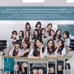 Download Lagu JKT48 - Indahnya Senyum Manismu Dalam Mimpiku - EP (2017) Full Album Mp3